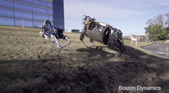 Spot A Highly Sophisticated Robot For Disasters To Master Any Terrain-6