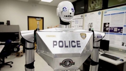 Telebot: An Amazing Robot To Assist The Policemen On The Ground-4