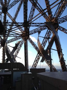 Two Hidden Wind Turbines Will Power First Floor Of Eiffel Tower-