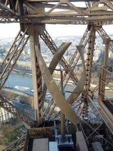 Two Hidden Wind Turbines Will Power First Floor Of Eiffel Tower-5