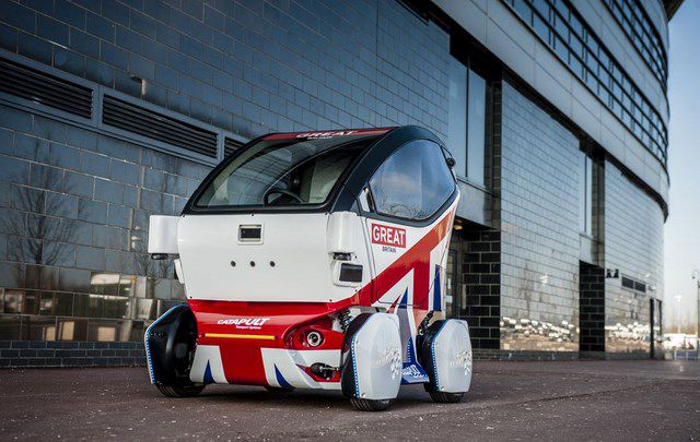 United Kingdom: Autonomous Vehicles To Be Tested On Public Roads-