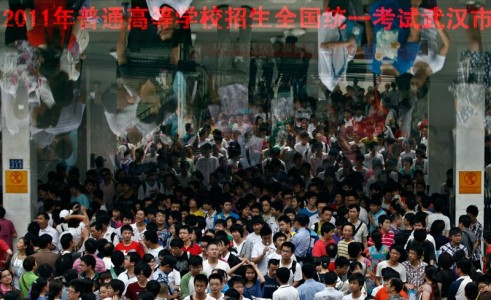 20 Mind Blowing Photos From Dreaded Chinese University Entrance Exam-18