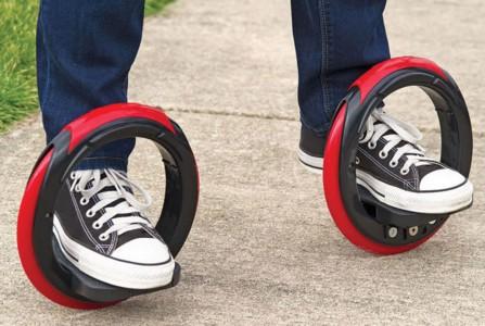 A Futuristic Skateboard That Isn't A Skateboard Anymore-