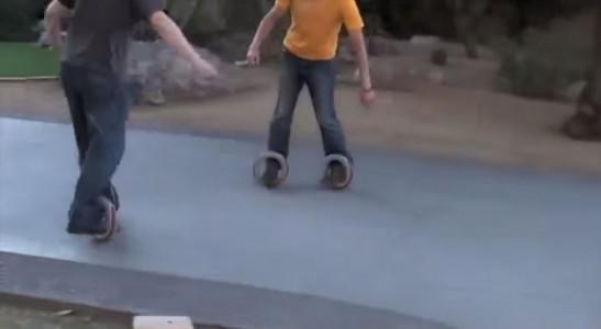 A Futuristic Skateboard That Isn't A Skateboard Anymore-3
