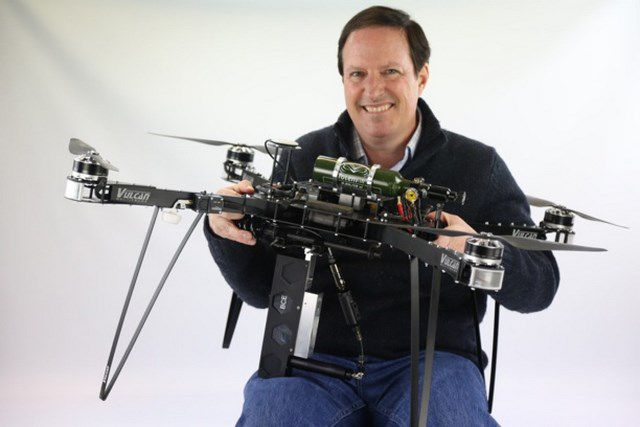 A Revolutionary Approach Using Drones To Plant 1 Billion Trees Per Year!-
