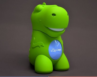 IBM Launches Dino-A Cognitoy Connected To Its Supercomputer Watson-