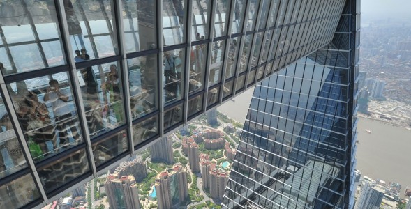 Shanghai World Financial Center-Top 10 Tallest Skyscrapers That Are Engineering Marvels-12