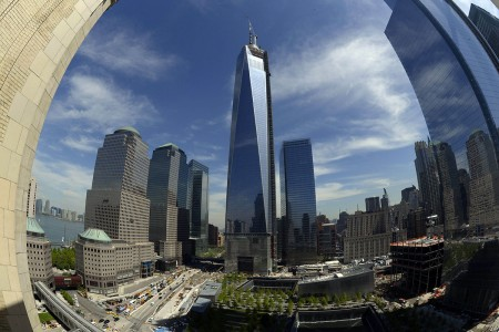 One World Trade Center-Top 10 Tallest Skyscrapers That Are Engineering Marvels-18