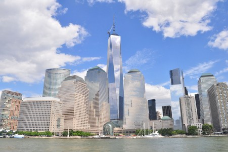 One World Trade Center-Top 10 Tallest Skyscrapers That Are Engineering Marvels-19