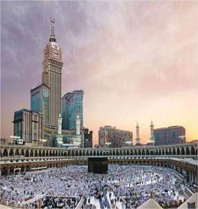 Makkah Royal Clock Tower-Top 10 Tallest Skyscrapers That Are Engineering Marvels-20