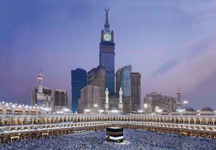 Makkah Royal Clock Tower-Top 10 Tallest Skyscrapers That Are Engineering Marvels-21