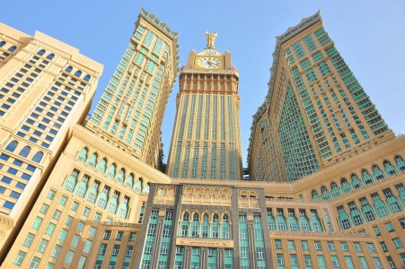 Makkah Royal Clock Tower-Top 10 Tallest Skyscrapers That Are Engineering Marvels-22