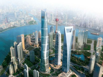 Shanghai Tower-Top 10 Tallest Skyscrapers That Are Engineering Marvels-23