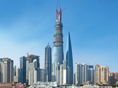 Shanghai Tower-Top 10 Tallest Skyscrapers That Are Engineering Marvels-26