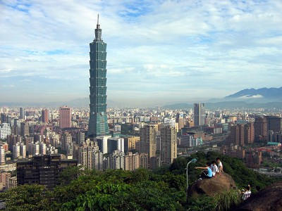 Taipei 101-Top 10 Tallest Skyscrapers That Are Engineering Marvels-33