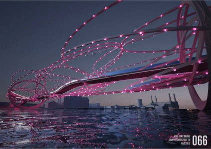 12 Most Beautiful Designs For The Planned Pedestrian Bridge In London-2