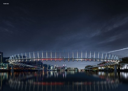 12 Most Beautiful Designs For The Planned Pedestrian Bridge In London-8