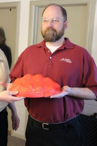 3D Printing Gives A New Life To Turtle Cleopatra-