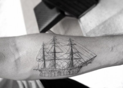 These Geometric Ink Tattoos Will Blow You Away-9