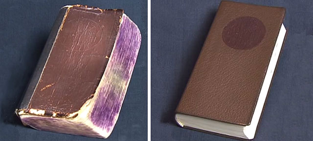 This Man's Art Of Restoring Old Books will Blow You Away-