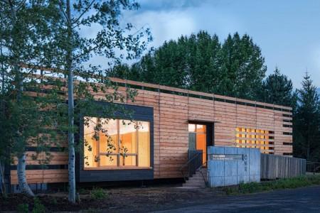 Top 14 Mindblowing Wooden Buildings in US-1