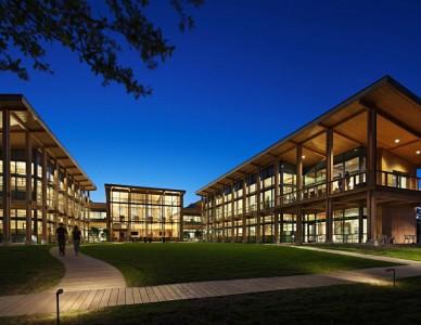 Top 14 Mindblowing Wooden Buildings in US-3