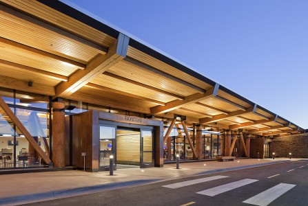 Top 14 Mindblowing Wooden Buildings in US-5