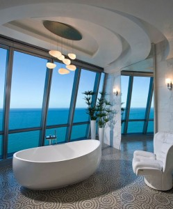Top 50 Most Elegant Bathroom Designs To Help You With Selection-12