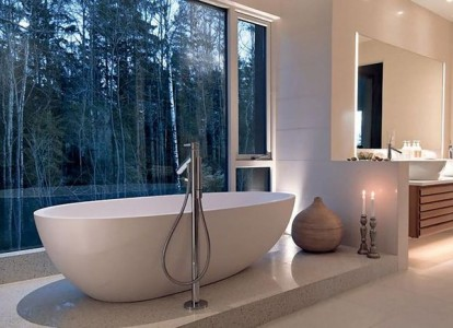 Top 50 Most Elegant Bathroom Designs To Help You With Selection-24