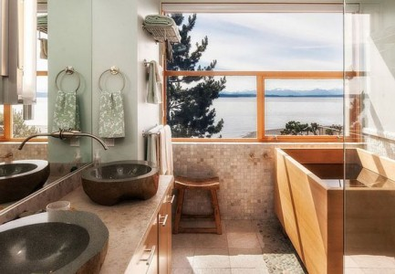 Top 50 Most Elegant Bathroom Designs To Help You With Selection-35