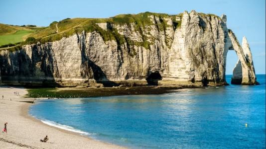 Étretat-Upper-Normandy-Region-Beautiful-France