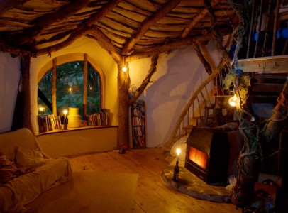 16 Mystical But Real Houses Where You'd Love To Live-2