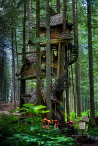 16 Mystical But Real Houses Where You'd Love To Live-3