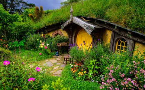 16 Mystical But Real Houses Where You'd Love To Live-6