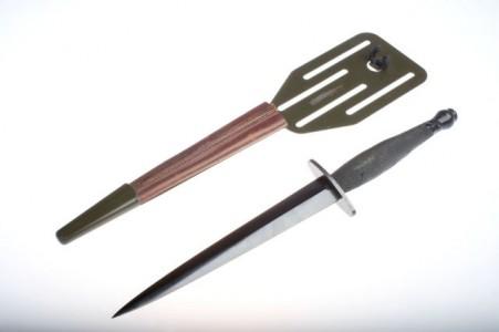 Fairbairn-Sykes Fighting Knife-39 Amazing Spy Gadgets From The Cold War Era-16