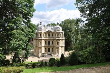 Château de Monte-Cristo and Alexander Dumas' cottage, Marly-le-Roi, Île-de-France