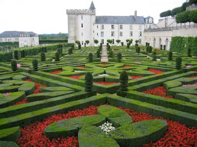 Château-de-Villandry-Loire-France