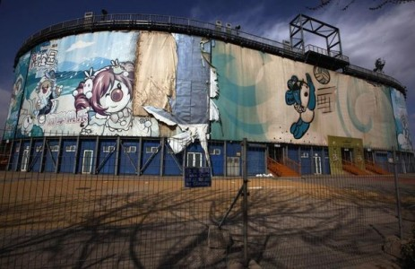 Top 16 Haunting Photos Of Abandoned Olympic Venues-