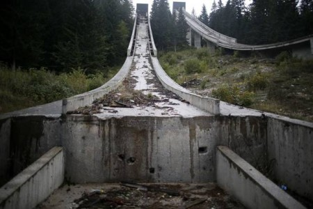 Top 16 Haunting Photos Of Abandoned Olympic Venues-11