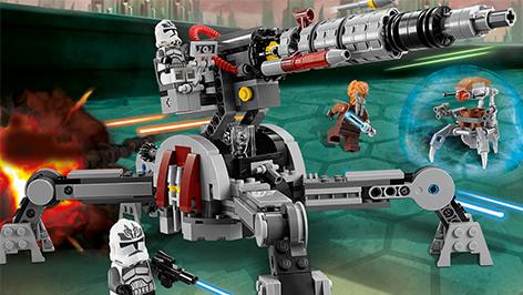 LEGO STAR WARS-