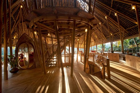 Sustainable Magic Houses In Bali, Built Using Bamboo-6
