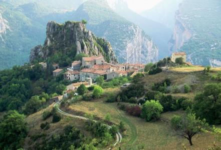 The Gorges du Verdon (France)-Top 12 Dream Like Remote Villages You Would Love To Escape-11