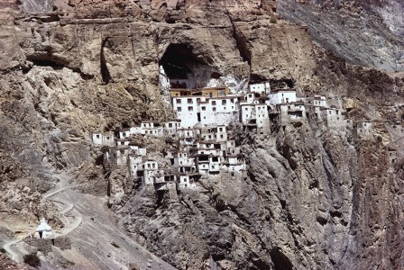Phuktal Gompa (India)-Top 12 Dream Like Remote Villages You Would Love To Escape-5