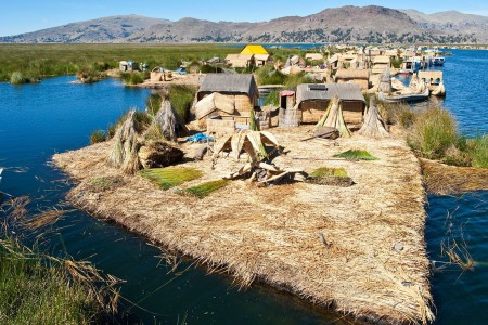 Uros Floating Islands (Peru)-Top 12 Dream Like Remote Villages You Would Love To Escape-9