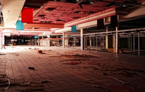 TopHollywood Fashion Center - Hollywood, Florida- 9 Most Surreal Abandoned American Shopping Centers-28