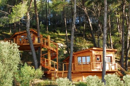 10 Dream Like Wooden Cabins Give New Look To Your Garden-4
