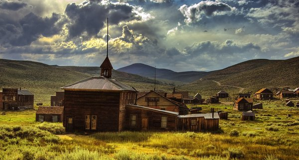 Bodie-10 Most Fascinating Ghost Towns From The past-