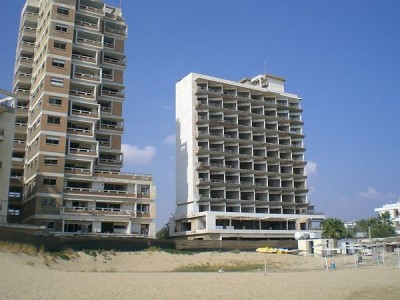 Varosha-10 Most Fascinating Ghost Towns From The past-13