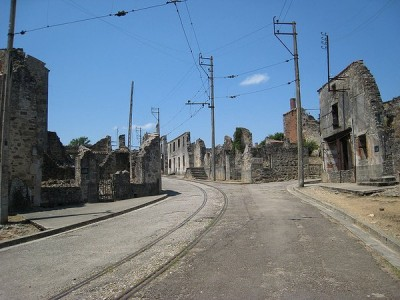 Oradour-sur-Glane-10 Most Fascinating Ghost Towns From The past-18