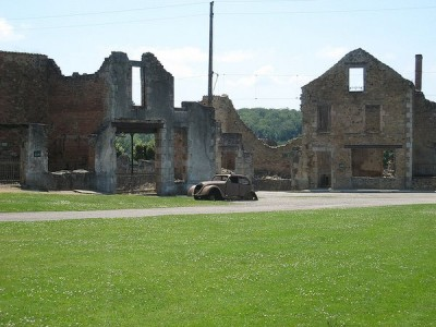 Oradour-sur-Glane-10 Most Fascinating Ghost Towns From The past-19